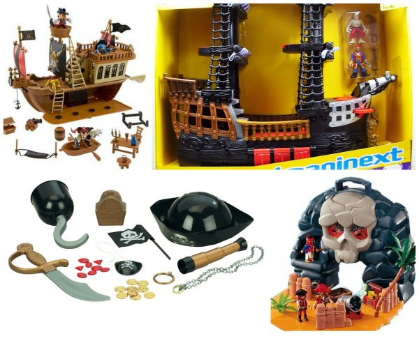 Pirate Toys For Boys : Tried and true gifts for boys the joys of