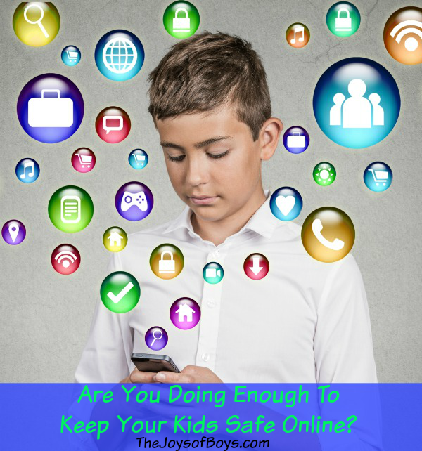 Keeping Your Child Safe >> Are You Doing Enough To Keep Your Children Safe Online