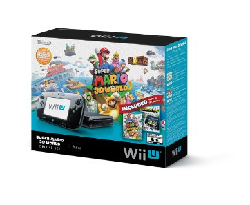 Wii U Family Gift for kids