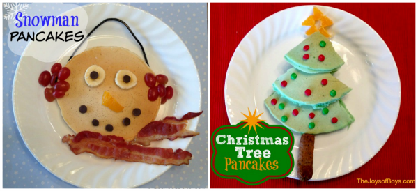 Holiday Pancakes
