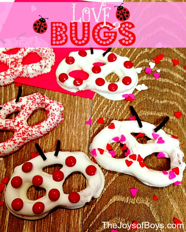 Love Bugs Valentines
