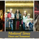 Medieval Times collage facebook