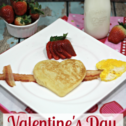 Valentine's Day Breakfast