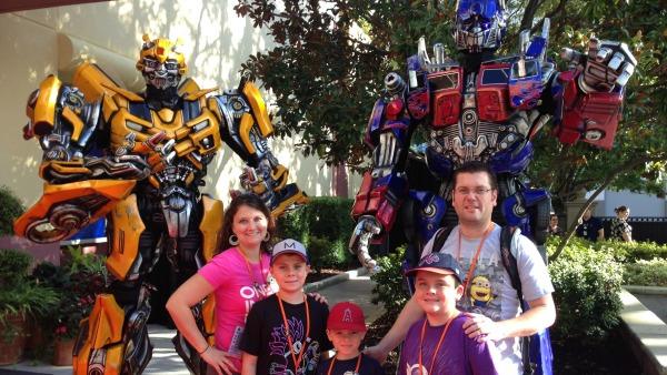 Visiting Universal Orlando