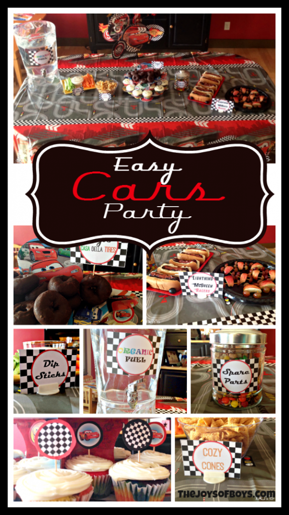 Easy Cars Party