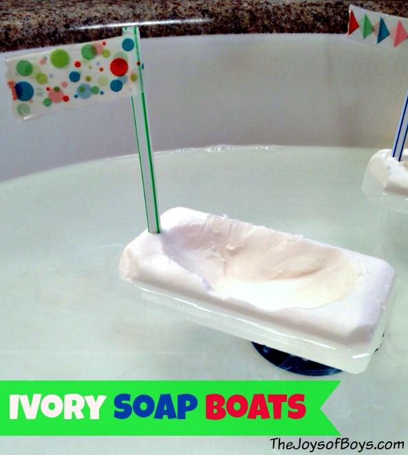 Ivory Soap Boats