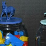 Toy Containers feature