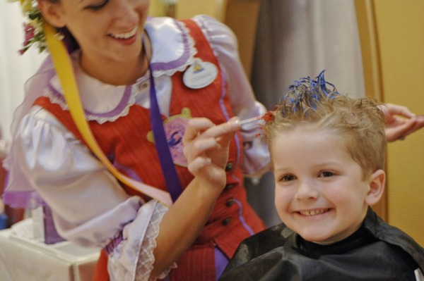 Bibbidi Bobbidi Boutique for boys