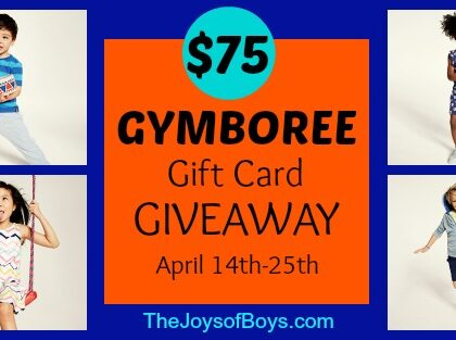 Gymboree Giveaway
