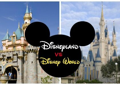 Disneyland vs Disney World