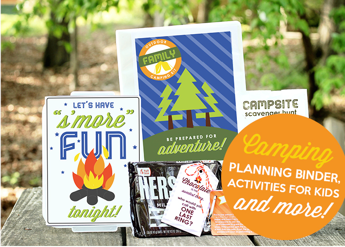 15 Fun Camping Activities For Kids