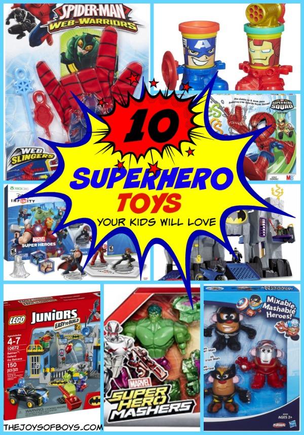 Superhero Toys For Boys : Superhero crafts for kids the joys of boys