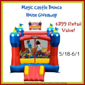 Bounce house giveaway