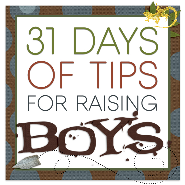 Tips for Raising Boys