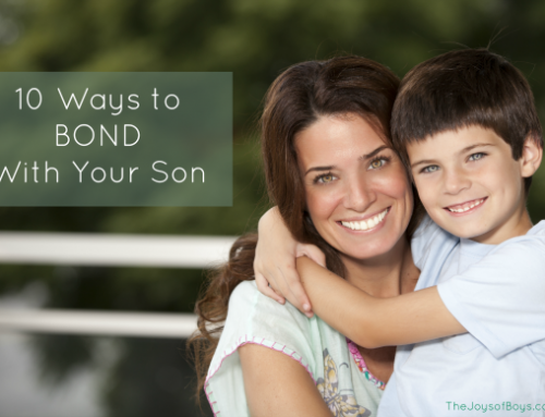 10 Ways to Bond With Your Son
