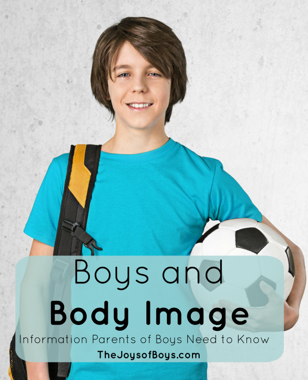 boys and body image