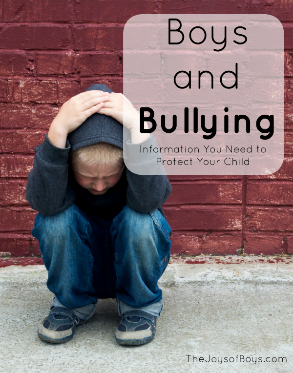 boys and bullying