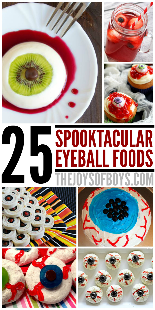 Eyeball foods