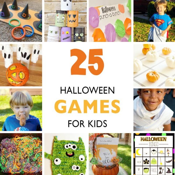Games Halloween halloween party games for kids Save Halloween Games