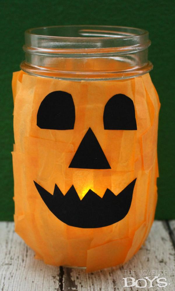 Jack o Lantern craft