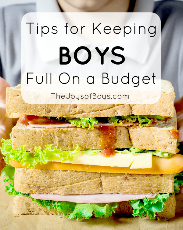 Keeping Boys Full