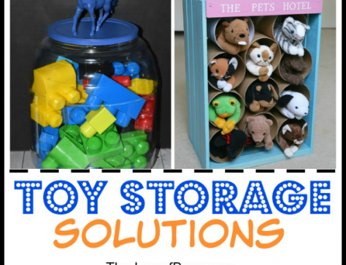 Toy Storage Solutions – My Top Tips for Storing Toy Sets