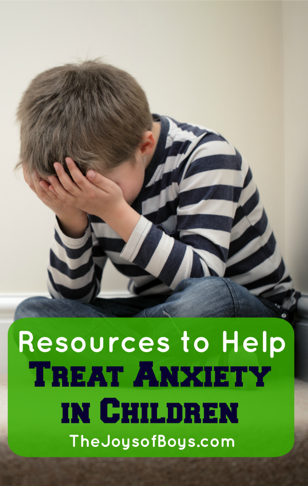 treat anxiety in children