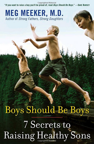 Books for parents of boys