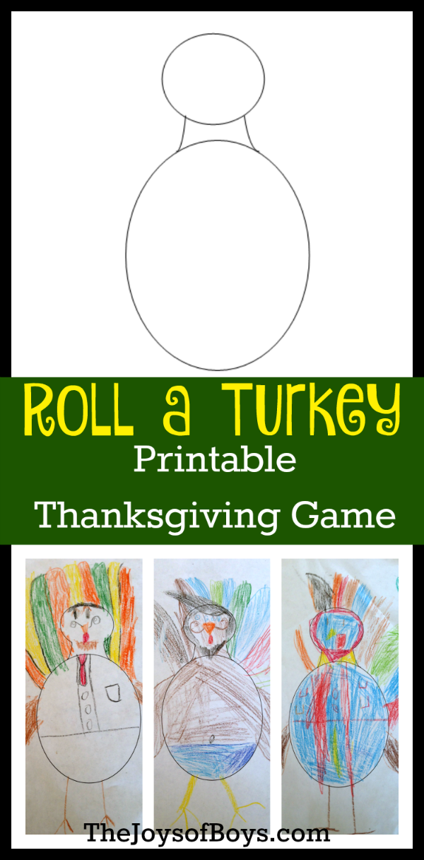 Roll a Turkey