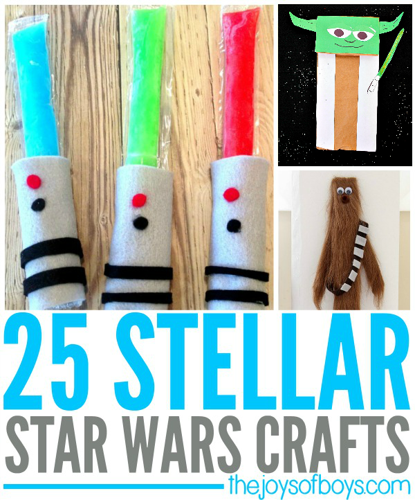 Star Wars Crafts fb