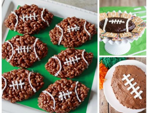 25 Football Foods for Watching the Big Game