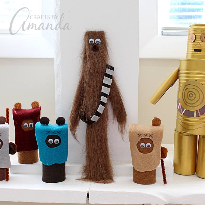 Star Wars Crafts
