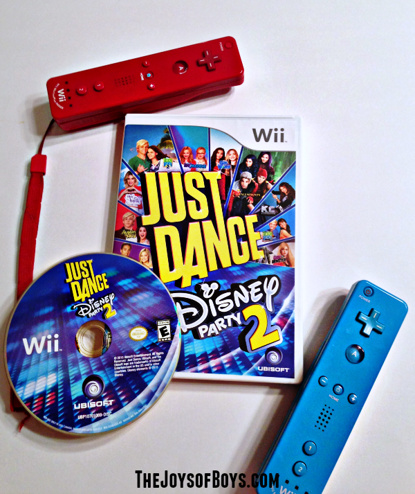 Just Dance: Disney Dance Party