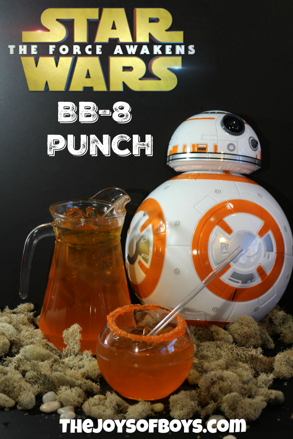 Star Wars bb-8 Punch