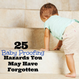Babyproofing Hazards You May Have Forgotten