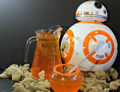 Star Wars BB-8 Punch: Easy Star Wars Drink