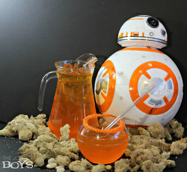star wars inspired cocktails