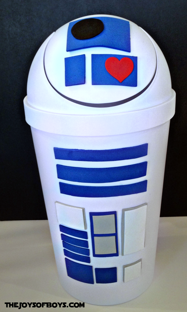 R2d2 Valentine Box Perfect Valentine Box For Kids
