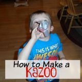 How to Make a Kazoo