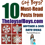 Got Boys?  Must-Read Posts form The Joys of Boys