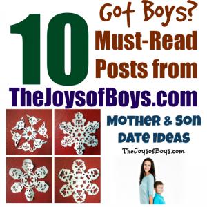 Got Boys?  Must-Read Posts form The Joys of Boys