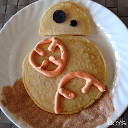 BB-8 Pancakes