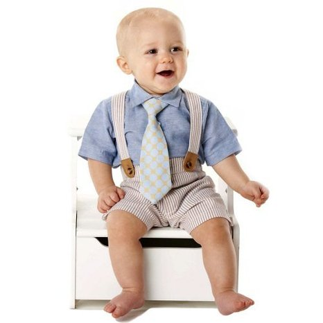 Easter Outfits Little Boys Will Look Handsome In