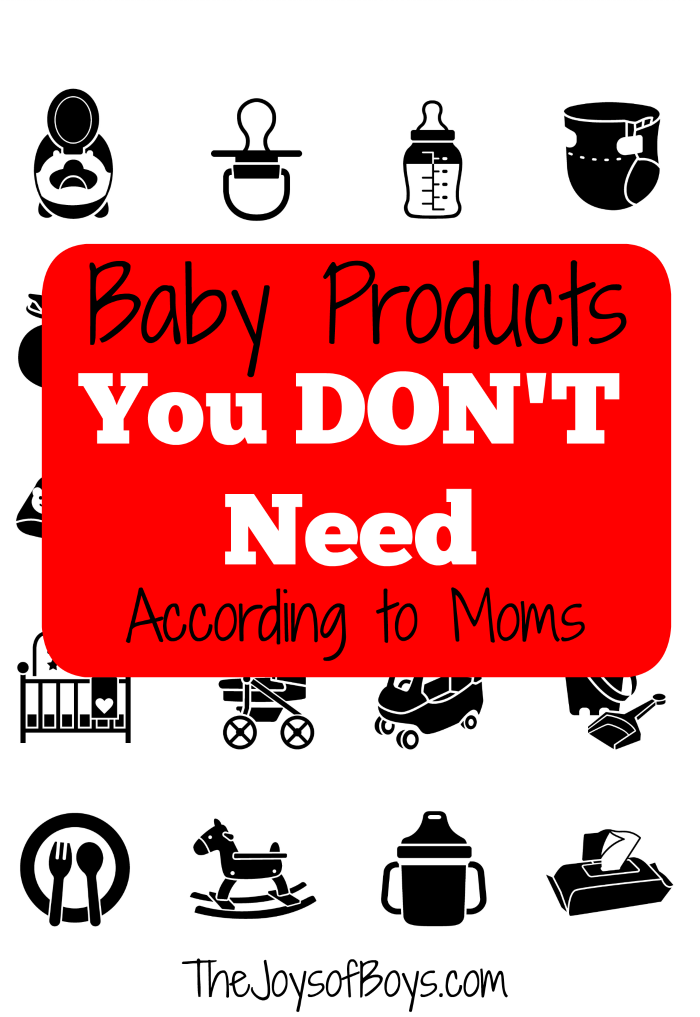 baby products you don't need