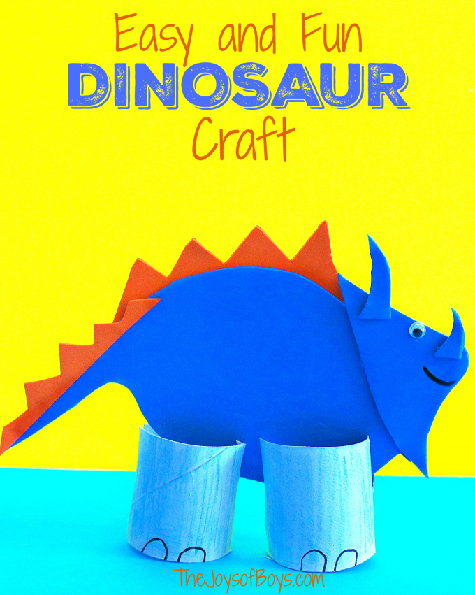 Dinosaur Craft Ideas For Kids Part - 36: Dinosaur Craft For Kids
