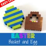 LEGO Easter Basket and Egg