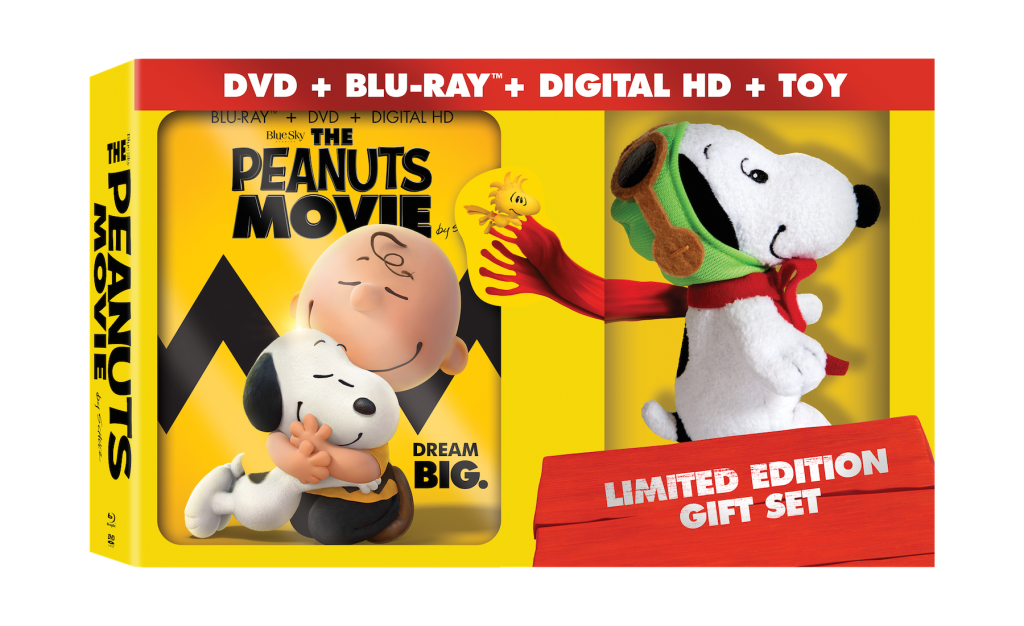 Peanuts limited edition gift set