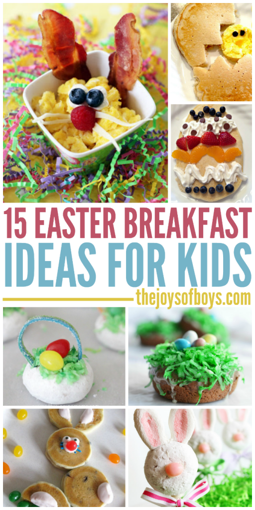 Easter breakfast ideas for kids Fun easter brunch ideas