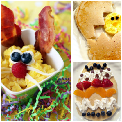 Easter Breakfast ideas for kids