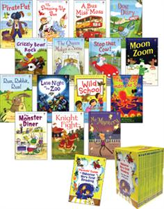 Usborne very first reading set